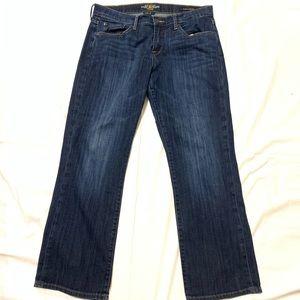 Lucky Brand jeans sz 14